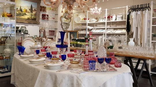 Arts de la Table Maison de Cristal