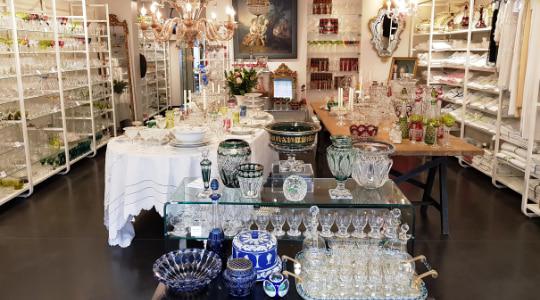 Estimation antiquites maison de cristal