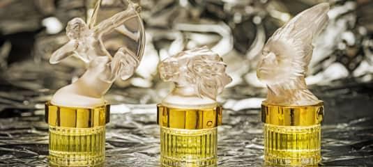 cristal lalique parfums